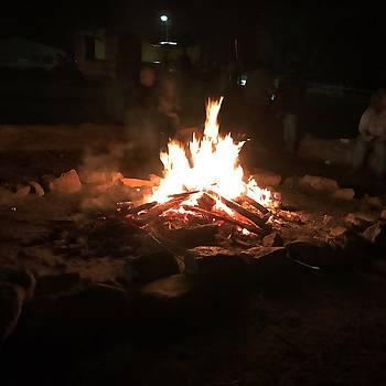 Bonfire by Chris Montcalmo