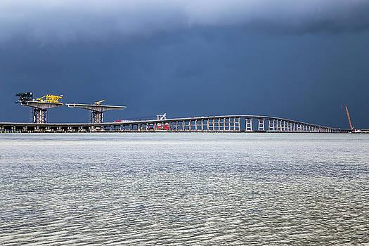 Bonner Bridge Replacement by Alan Raasch