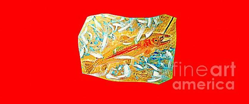 Bonneville Cutthroat Trout by Richard W Linford