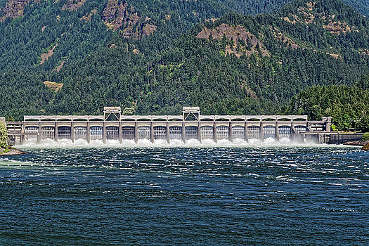 Bonneville Dam by Scott Hill