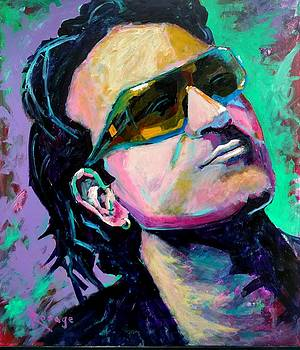 Bono by Bernie Rosage Jr