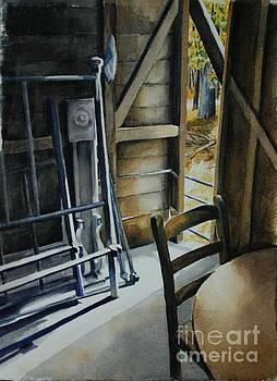 Booger House by Barbara Bullard