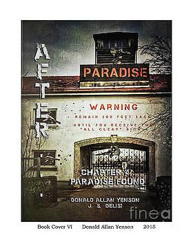 Book Cover VI by Donald Yenson