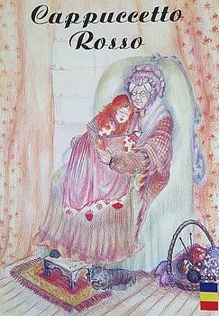 Cover for Book Cappuccetto Rosso by Rita Fetisov