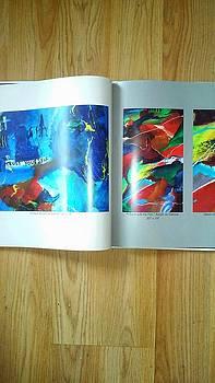 Book Of Art by Nik Olajuwon Shumway