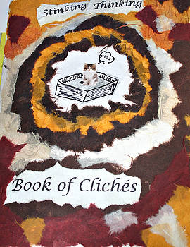 Book of Cliches stinking thinking by Desiree Aguirre