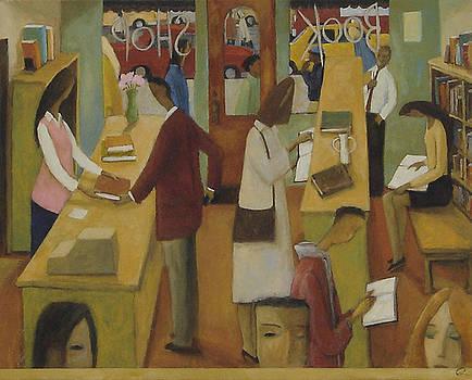 Book Shop by Glenn Quist