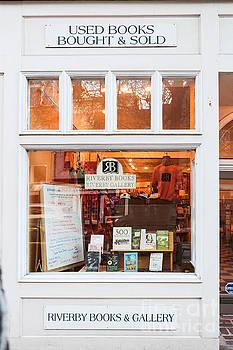 Books Store Fredricksburg by Thomas Marchessault