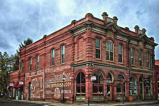 Thom Zehrfeld - Boomtown Saloon Jacksonville Oregon USA
