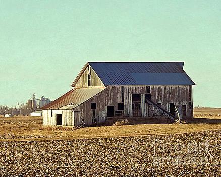Boone Barn by Kathy M Krause