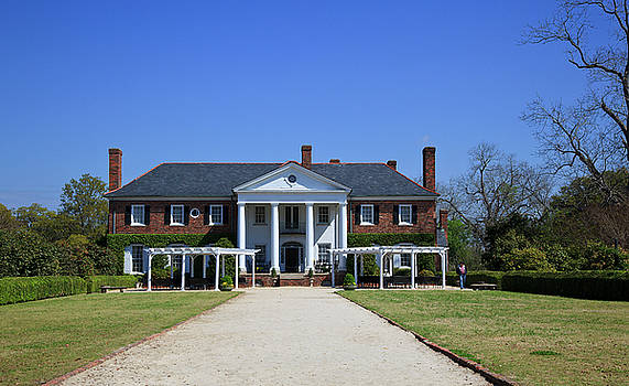 Jill Lang - Boone Hall Plantation Home