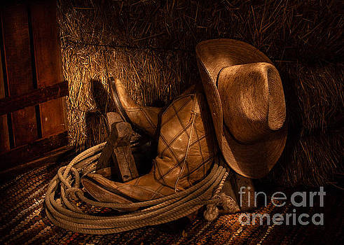 Boot n Hay by DS Dodd