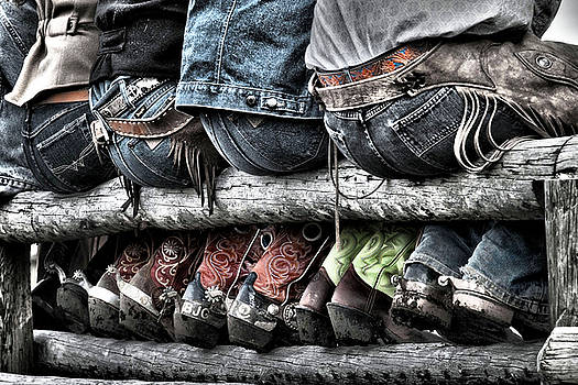 Boots and Butts by Heather Swan