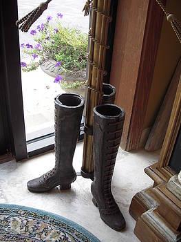 Boots by Deborah Finley