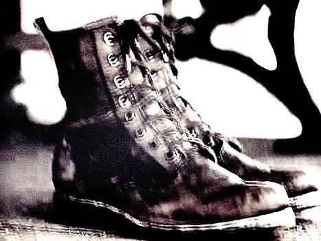 Boots by Dietmar Scherf