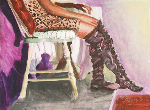 Boots by Katie Alfonsi