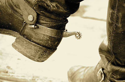 Boots 'n Spurs Too by Glennis Siverson