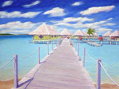 Bora Bora by Patrick Parker