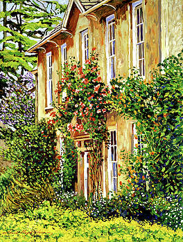 David Lloyd Glover - Bordeaux Garden House