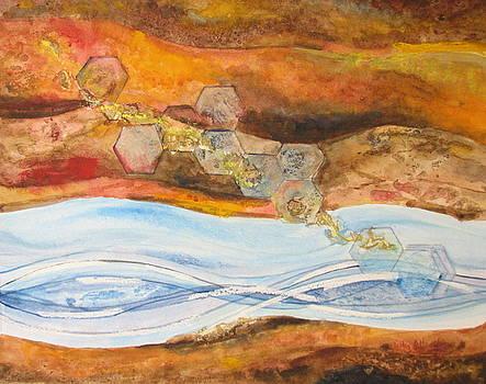 Borders by Lesley Atlansky