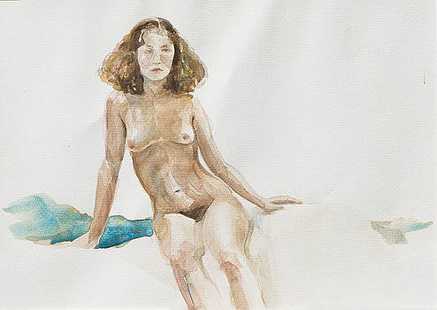 Bored Nude by Kathleen Burke