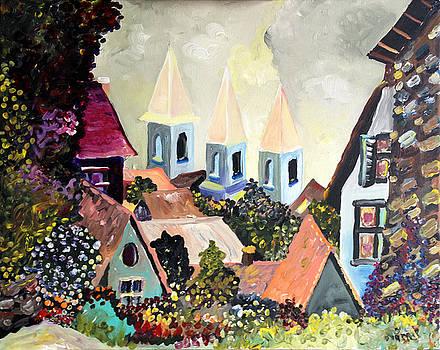 Patricia Lazaro - Old Town