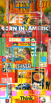 Born in America by Richard Allen