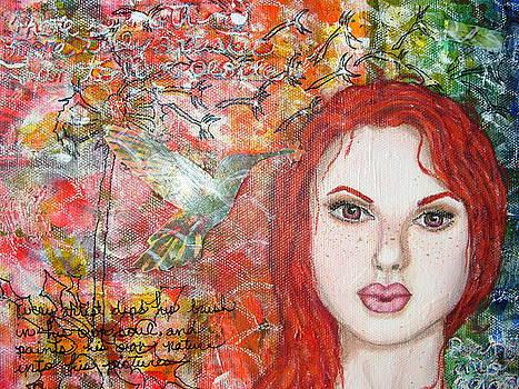 Born Into Color by Crystal N Puckett