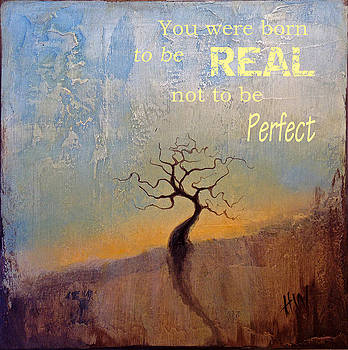 Born to be Real by Holly Whiting