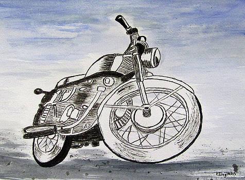 Born to Ride by Elvira Ingram
