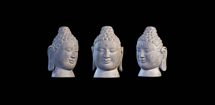 Borobudur 31 by Terrell Kaucher