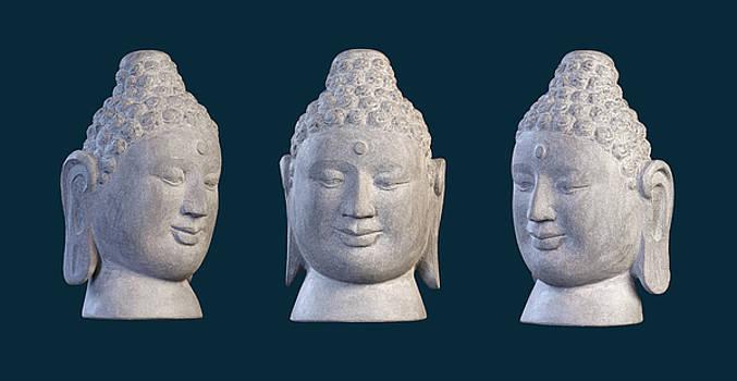 Borobudur Sapphire   by Terrell Kaucher