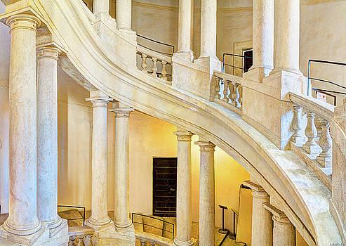 Weston Westmoreland - Borromini Staircase 4