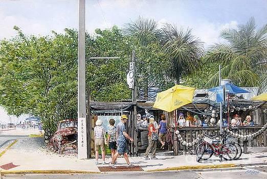 BOs Fish Wagon by Bob George