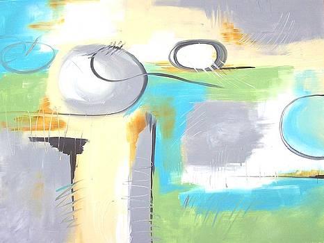 Bosa Nova II by Jane Robinson