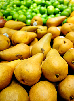 Robert Meyers-Lussier - Bosc Pears and Limes