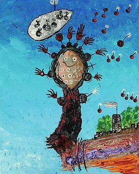 Boss Bob the Potato Head by Jacob Wayne Bryner