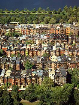 Art America Gallery Peter Potter - Boston Brownstone Architecture