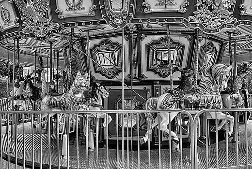 Robert Meyers-Lussier - Boston Common Carousel Study 3