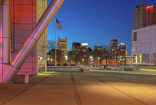 Boston Convention and Exhibition Center Architecture by Juergen Roth