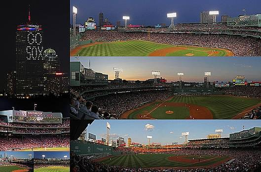 Juergen Roth - Boston Fenway Park and Red Sox Gift Ideas