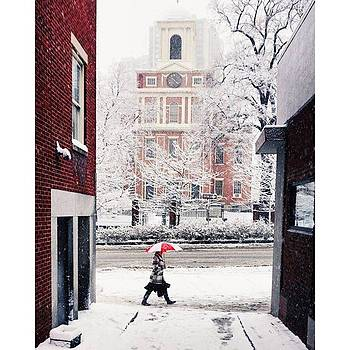 Boston Got Extra Pretty This Afternoon by Brian McWilliams