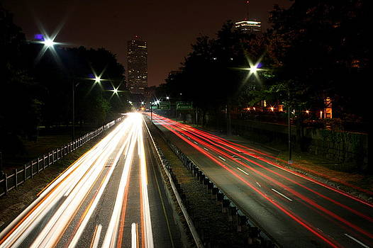 Boston Highway by Jason Hochman