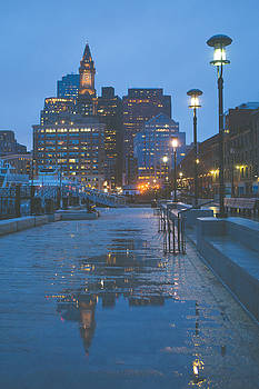 Boston Long Warf by Ryan McKee