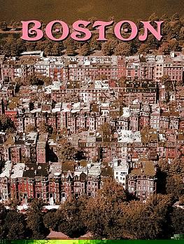 Art America Gallery Peter Potter - Boston Massachusetts Poster