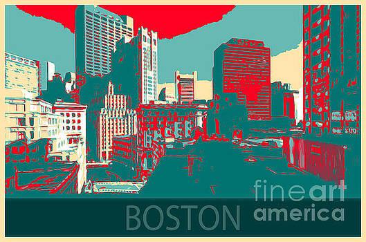 Boston by Mim White