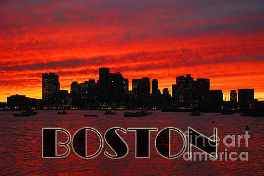 Boston by Richard Gibb