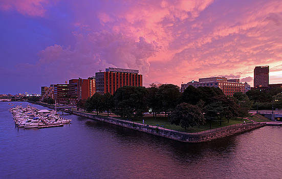 Boston Royal Sonesta by Juergen Roth