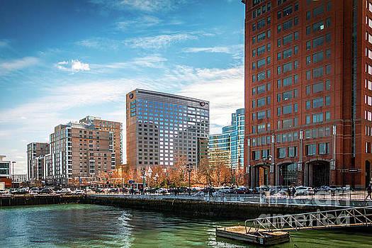 Boston Seaport by Mim White