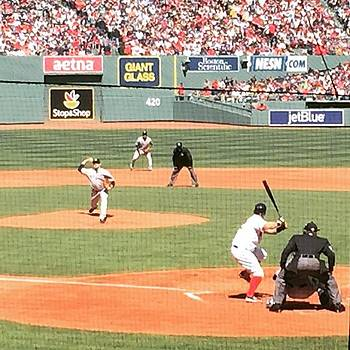 #bostonredsox#napoli by Jennifer  Murray